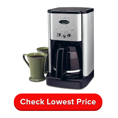 Cuisinart Brew Central DCC-1200 12 Cup Programmable Coffeemaker