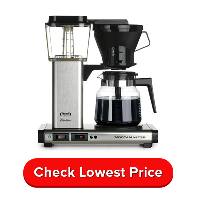 Moccamaster KB 741 10-Cup Coffee Brewer