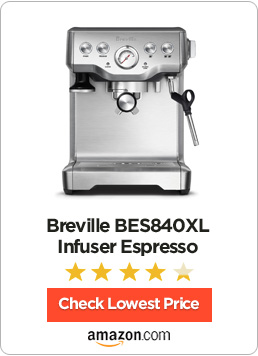 Breville BES840XL Infuser Espresso Review