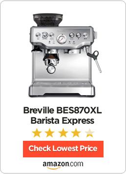 Breville BES870XL Barista Express Review