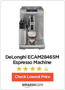DeLonghi ECAM28465M Review