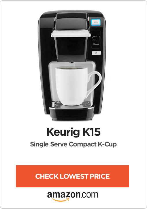 Keurig-K15-Single-Serve