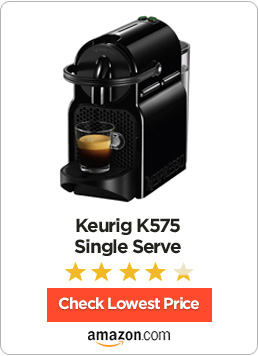 Keurig K575 Single Serve Review