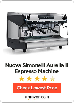 Nuova Simonelli Aurelia II Review