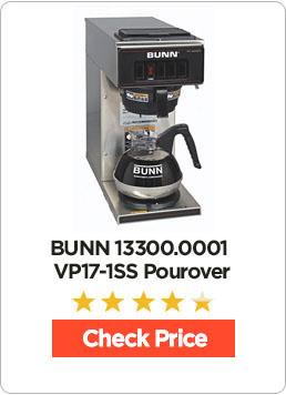 BUNN 13300.0001 VP17-1SS Review