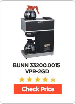 BUNN 33200.0015 VPR-2GD Review
