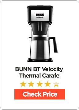 BUNN BT Velocity Review