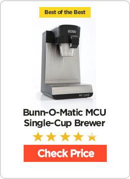 BUNN MCU Single Cup Review