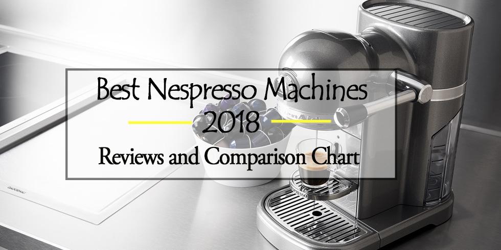 6 Best Nespresso Machines Review Updated Top Picks 2018