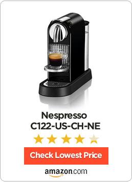 Nespresso C122-US-CH-NE Citiz & Milk