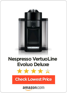 Nespresso VertuoLine Evoluo Deluxe