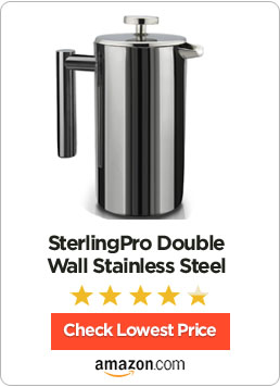 SterlingPro Double Wall Stainless Steel