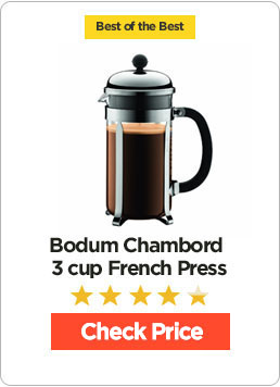 Bodum Chambord 8 Cup Review