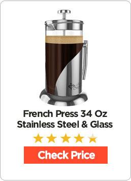 Kitchen Supreme French Press Review