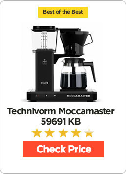 Moccamaster KB 741 10-Cup