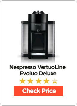 Nespresso VertuoLine Evoluo Deluxe Review