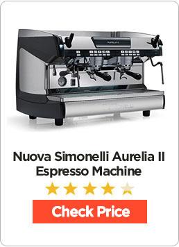 Nuova Simonelli Aurelia II Volumetric 2 Review