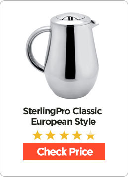 SterlingPro Classic European Review