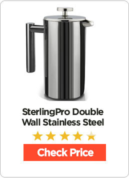 SterlingPro Double Wall Stainless Steel Review