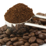 Buy whole bean coffee rather than pre-ground