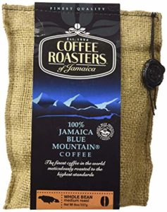 Jamaican Blue Mountain Coffee Beans